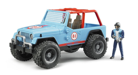 Jeep Cross Country Racer Blue
