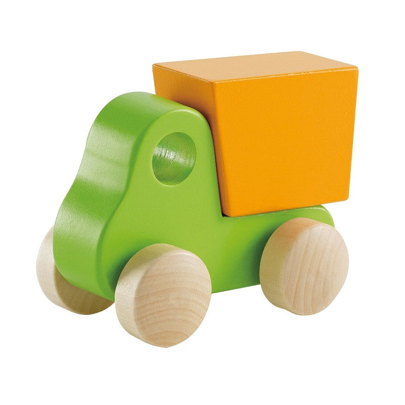 Little Dump Truck Green