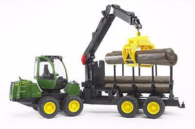 John Deere Log Hauler-Trunks
