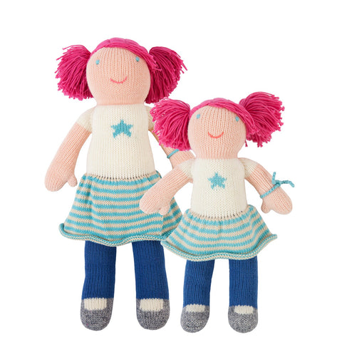 Blabla Knit Doll Rocker 'Lola'
