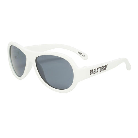Wicked White Sunglasses