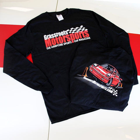 Porsche Autocross Long Sleeve T-Shirt