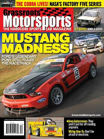 February 2012- Mustang Madness