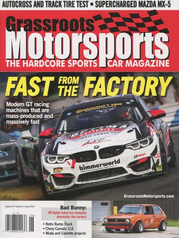 June 2018 - Fast From The Factory
