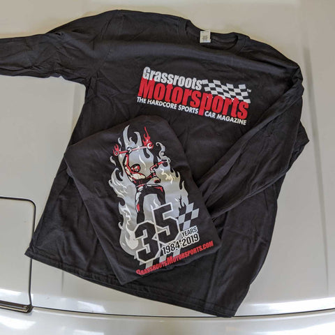 35th Aniversary Long Sleeve Shirt