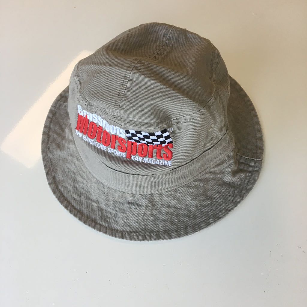 Tan GRM Bucket Hat
