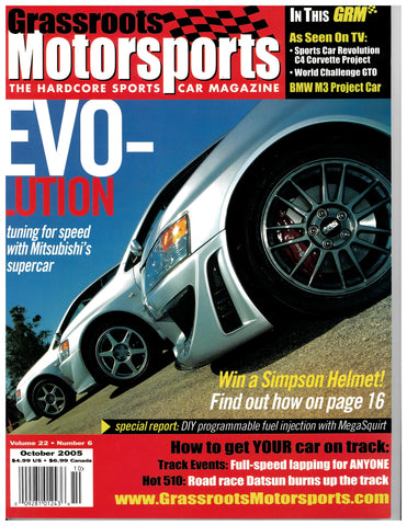 October 2005 - Evo-lution