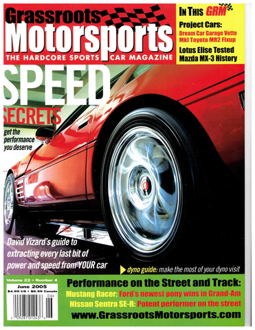 June 2005 - Speed Secrets