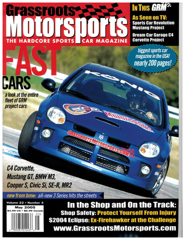 May 2005 - Fast Cars