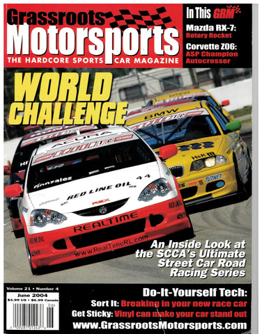 June 2004 - World Challenge