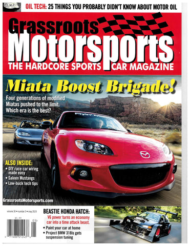 May 2019 - Miata Boost Brigade