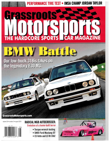 August 2019 - BMW Battle
