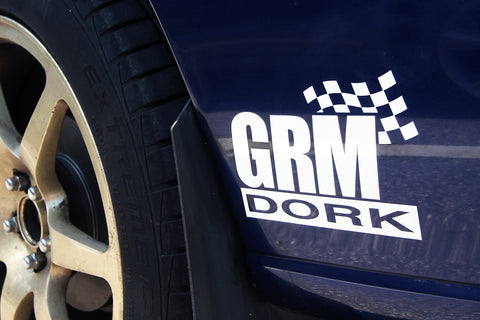 GRM Dork Sticker