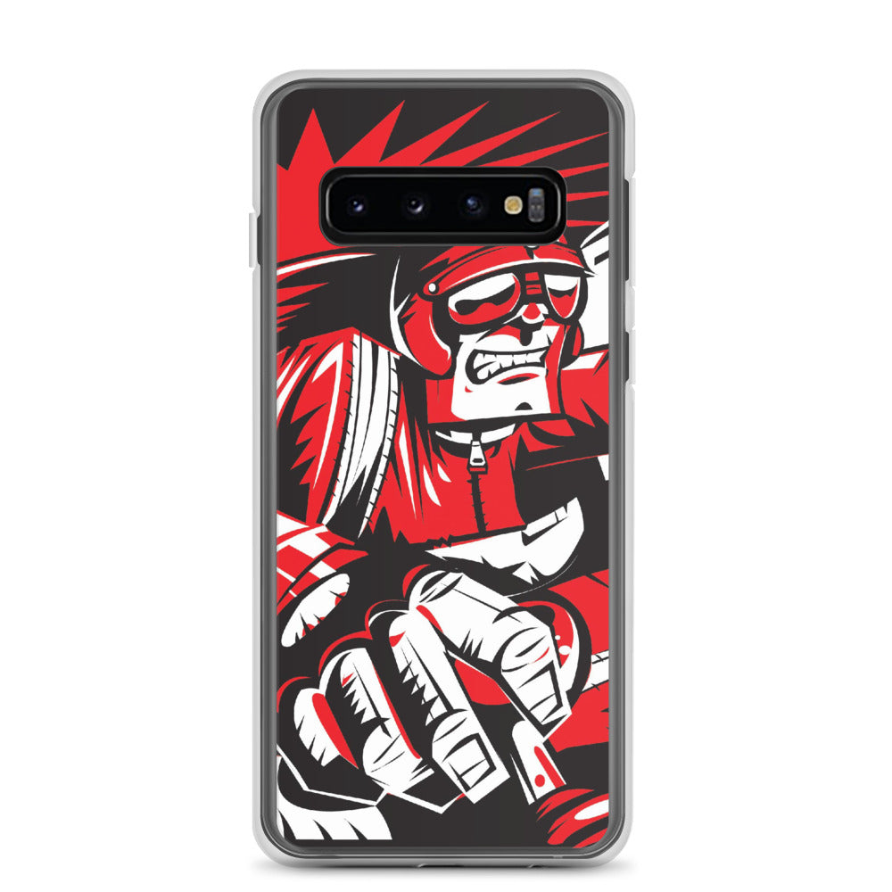 Angry Shifter Guy Samsung Case
