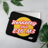 Berkeley this E36 M3 Laptop Sleeve
