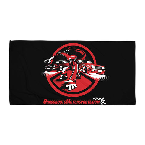 Wrench Ninja Beach Towel