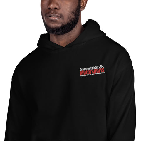 Embroidered GRM Logo Hoodie