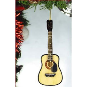 Classic String Guitar Ornament