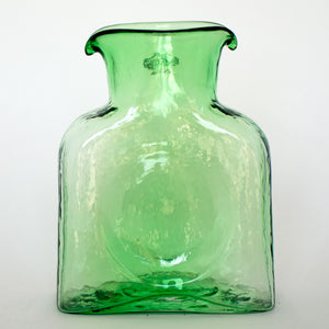 Blenko Glass Water Bottle