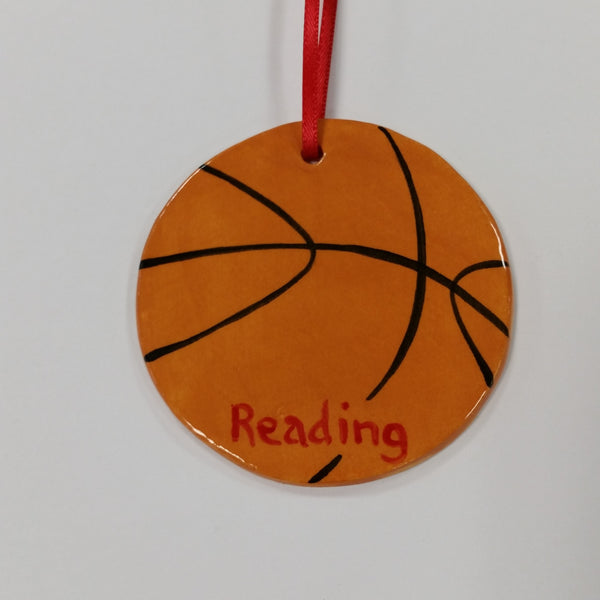 School Sports Ornaments
