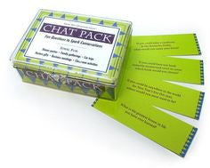 Chat Pack Card Game