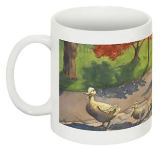 Boston Duckling Mug