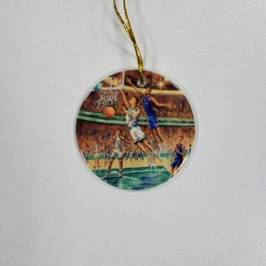 Boston Celtics Ornament