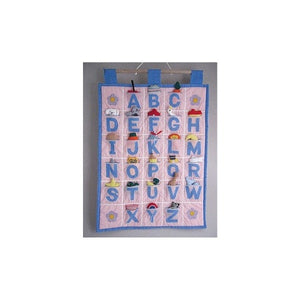 Alphabet Wallhanging