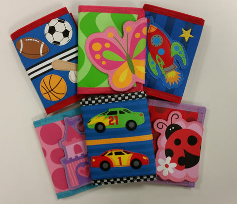 Kids Wallets by Stephen Joseph