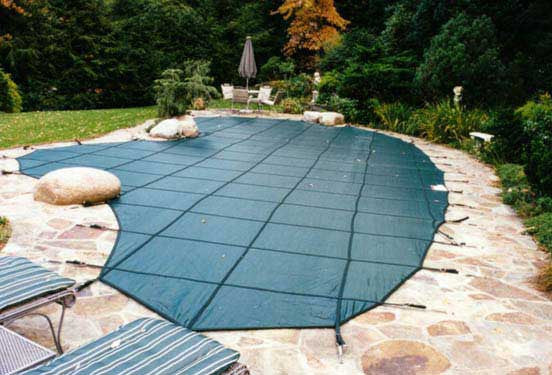 Pool Winter Amp Safety Covers By Merlin Industries Acme
