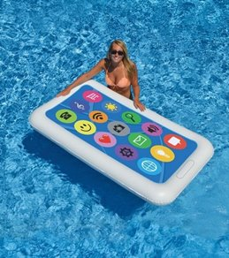 Smart Phone Float