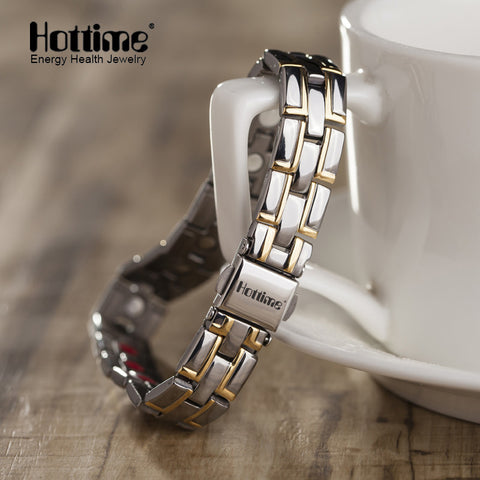 Fashion Men Jewelry Power Magnetic Bracelet