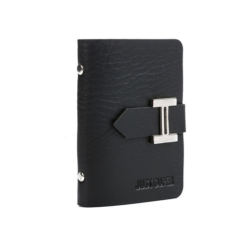 Business Cards Wallet Simple PU Leather Credit Card Holder/Case