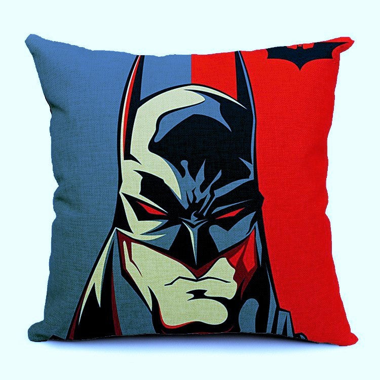 DC Comics Batman Cushion Cover | The Gift and Gadget Guys NZ | GGGNZ