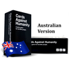 Cards Against Humanity - Australian (AU) Edition Base Set (New Version V2.0 Pack)