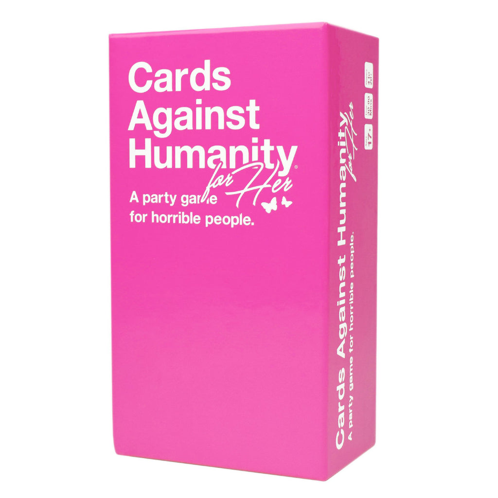 Cards Against Humanity for Her | The Gift and Gadget Guys NZ | GGGNZ