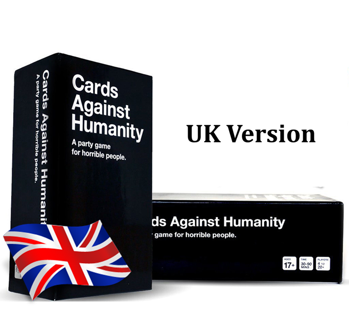 Cards Against Humanity - United Kingdom (UK) Edition Base Set | The Gift and Gadget Guys NZ | GGGNZ