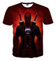 Deadpool  T Shirt (NZ Small - Medium) | The Gift and Gadget Guys NZ | GGGNZ