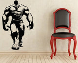 The Hulk Walking Wall Decal | The Gift and Gadget Guys NZ | GGGNZ
