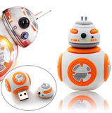Star Wars BB-8 16gb USB 2.0 Flash Drive | The Gift and Gadget Guys NZ | GGGNZ