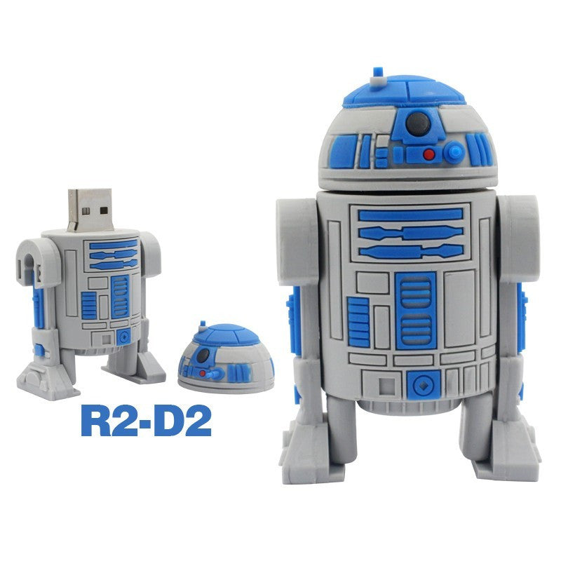 Star Wars R2D2 16gb USB 2.0 Flash Drive | The Gift and Gadget Guys NZ | GGGNZ