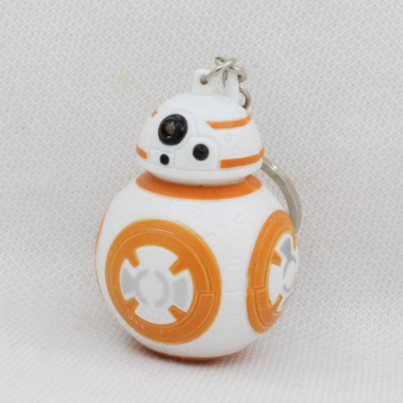 Star Wars BB-8 Keyring LED Light | The Gift and Gadget Guys NZ | GGGNZ