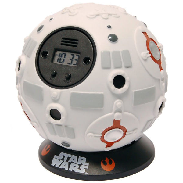 Star Wars Jedi Training Ball Alarm Clock | The Gift and Gadget Guys NZ | GGGNZ