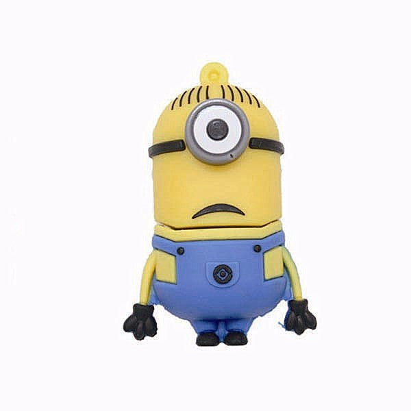 Minions 16gb USB 2.0 Flash Drive | The Gift and Gadget Guys NZ | GGGNZ