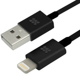 Lightning 8pin USB Charge and Sync Cable - 1.2 metres | The Gift and Gadget Guys NZ | GGGNZ