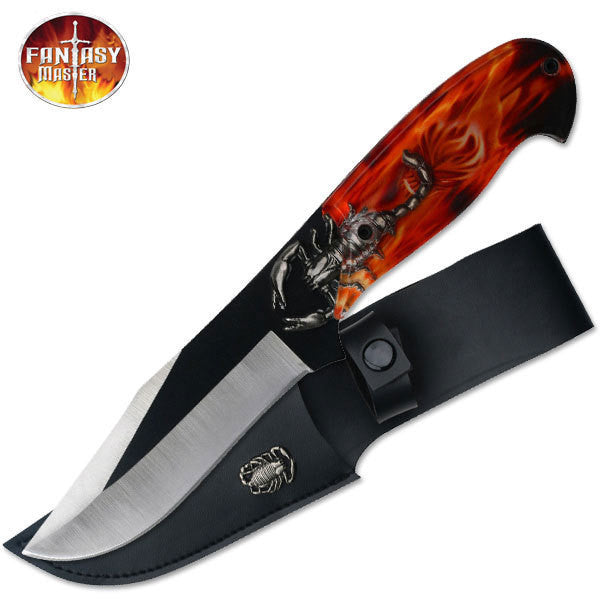 Fantasy Collectable Knife - Scorpion | The Gift and Gadget Guys NZ | GGGNZ