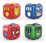 Marvel Fidget Cube - by Antsy Labs | The Gift and Gadget Guys NZ | GGGNZ