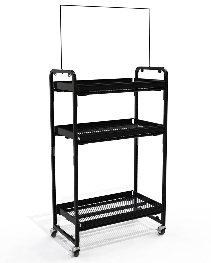 Multi-Flex Mini Wire Display Rack
