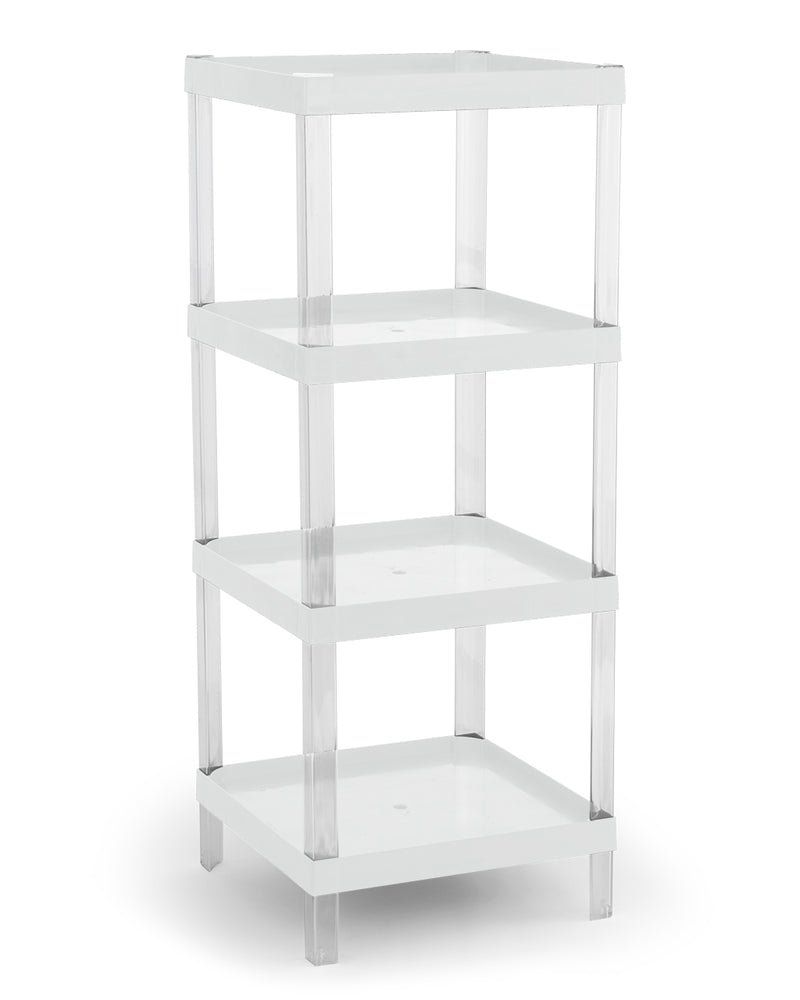 Showoff III 4 Shelf Display Rack