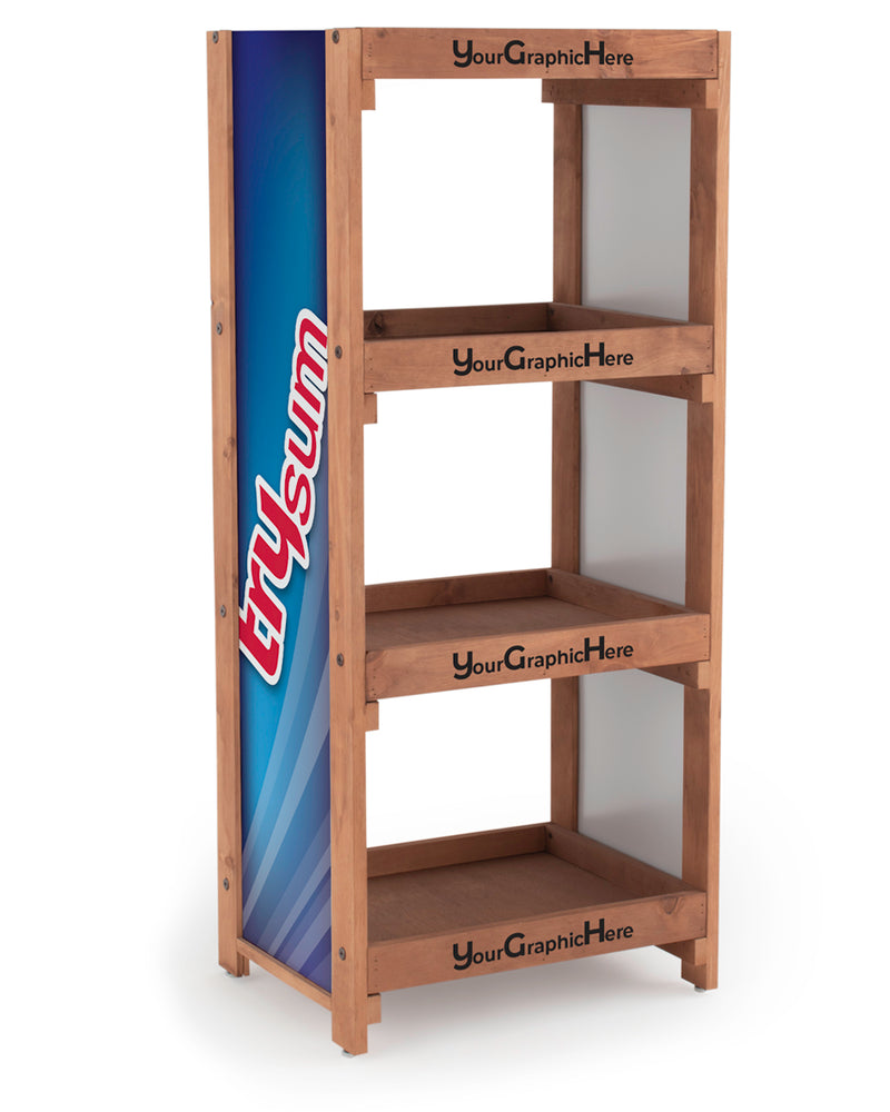 "4-Shelf Georgetown Rover Small (22.5""W)"